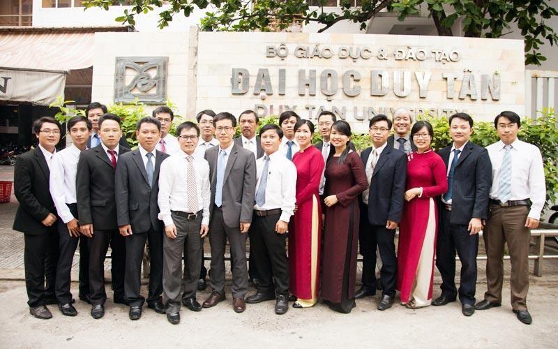 Cán bộ, giảng viên Khoa Xây dựng, Đại học Duy Tân