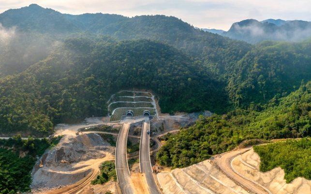 Tuyến cao tốc La Sơn - Túy Loan khi hoàn thành sẽ kết nối với cao tốc Đà Nẵng - Quảng Ngãi, tạo mạng lưới cao tốc liên hoàn qua miền Trung.