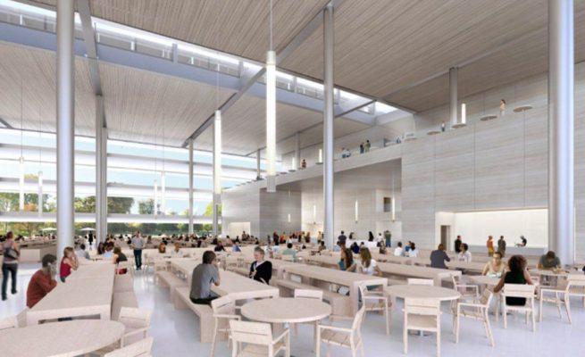 Khuôn viên được thiết kế theo ý tưởng nhẹ nhàng và thoáng mát - đây là hình ảnh mô phỏng khu sinh hoạt chung.