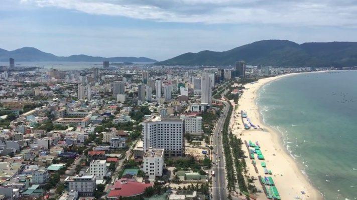 Diện mạo Đà Nẵng đang thay đổi từng ngày mở ra tiềm năng cho ngành xây dựng của thành phố.