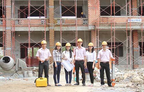 Công việc của kỹ sư xây dựng