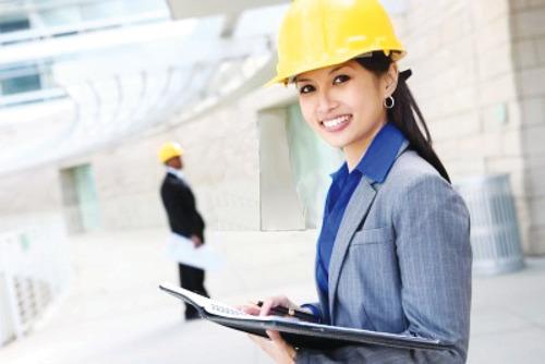 Cơ hội việc làm ngành Xây dựng với nữ giới