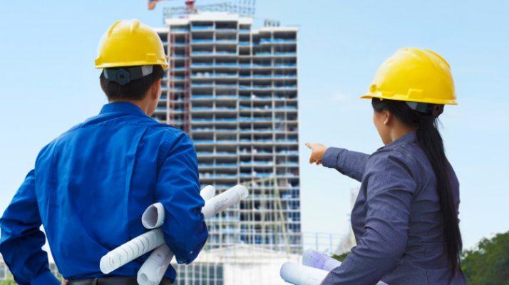 Mức lương ngành xây dựng
