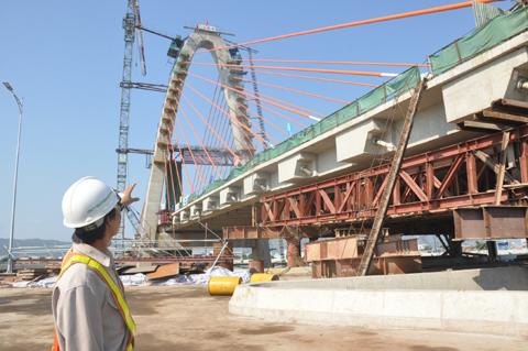 Mức lương cho kỹ sư cầu đường